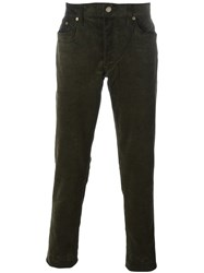 Polo Ralph Lauren Corduroy Trousers Green