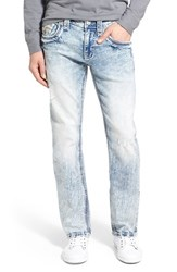 Rock Revival Men's 'Olen A202' Alternative Straight Leg Jeans