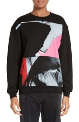 Mcq By Alexander Mcqueen Women's Classic Graphic Sweatshirt