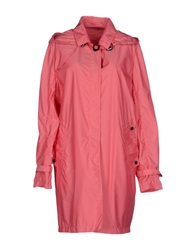 Aquascutum London Aquascutum Full Length Jackets Pink