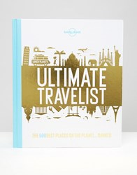 Books Lonely Planet Ultimate Travelist Multi