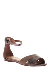 Nicole Holley Sandal Brown