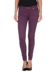 Paige Casual Pants Mauve