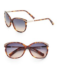 Jason Wu Seberg 60Mm Cat Eye Sunglasses Tortoise