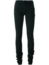 Diesel Black Gold 'Type 2614' Skinny Trousers Black