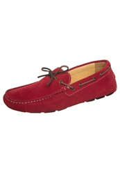 Pier One Moccasins Red