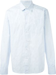 Soulland 'Olli' Shirt Blue