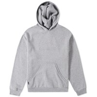 Gosha Rubchinskiy Save And Survive Embroidered Hoody Grey
