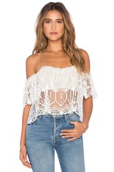 Stone_Cold_Fox Moroccan Holy Tube Top White