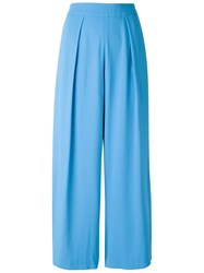 Lala Berlin 'Elise' Trousers Blue