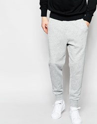 Izzue Jogger With Contrast Waistband Heather Grey
