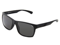 Zeal Optics Brewer Matte Black W Dark Grey Polarized Lens Sport Sunglasses