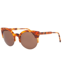 Retro Super Future 'Lucia Bhm' Sunglasses Brown