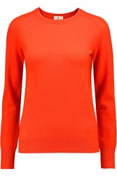 Ag Jeans Rylea Cashmere Sweater Orange