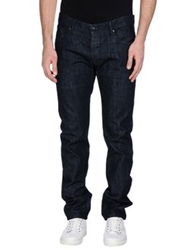 Gentryportofino Denim Pants Blue