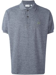 Lacoste Classic Polo Shirt Blue