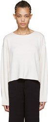 Chloe Ivory Cashmere Sweater