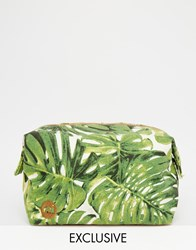 Mi Pac Mi Pac Asos Exclusive Fern Makeup Bag Fern