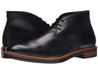 Gordon Rush Hansen Black Leather Men's Lace Up Boots