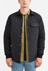 Cpo Russo Diamond Quilted Jacket Black