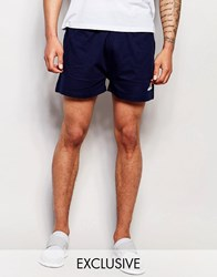 Ellesse Retro Jersey Shorts Dress Blue