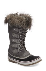 Sorel Women's 'Joan Of Arctic' Waterproof Snow Boot Quarry