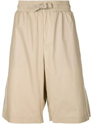 Christopher Raeburn Lightweight Shorts Nude And Neutrals