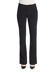 Rebecca Minkoff Koreen Tuxedo Stripe Pants Black