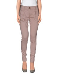List Trousers Casual Trousers Women Pastel Pink