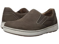 Dansko Viktor Brown Milled Nubuck Men's Slip On Shoes
