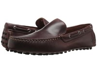 Sperry Hamilton Venetian Oxblood Men's Lace Up Moc Toe Shoes Red