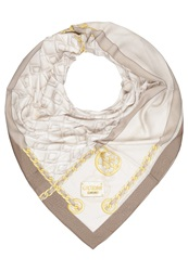 Guess Izabella Scarf Sheel Off White