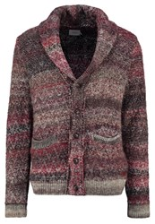 Pepe Jeans Tanner Cardigan 286Burnt Red Bordeaux