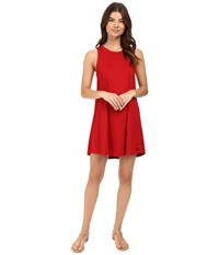 Hurley Dri Fit Knit Dress Gym Red Women's Dress
