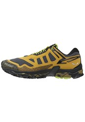 Salewa Ms Ultra Train Trail Running Shoes Zion Monster Dark Yellow