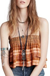 Women's Free People 'Indian Summer' Tube Top