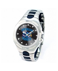 Game Time Men's New Orleans Hornets Victory Series Watch Team Color
