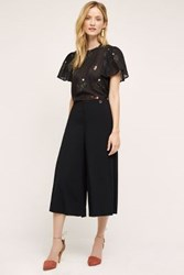 Anthropologie The Essential Culotte Black