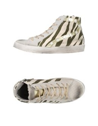 Beverly Hills Polo Club High Tops And Trainers Light Grey