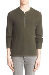 Rag And Bone Men's Rag And Bone 'Garrett' Merino Wool Henley