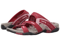 Kamik Sandbanks Red Women's Sandals
