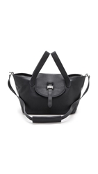 Meli Melo Medium Thela Bag Black
