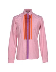 Richard Nicoll Shirts Shirts Men Red