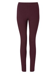 Phase Eight Amina Darted Jeggings Red