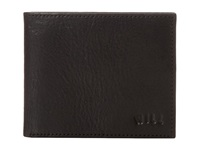 Will Leather Goods Cliff Billfold Wallet Black Bill Fold Wallet