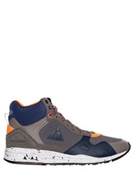 Le Coq Sportif Lcs Trail Mesh And Neoprene Sneaker Boots