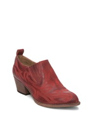 Dolce Vita Samson Western Inspired Leather Booties
