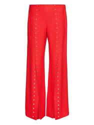 Rosie Assoulin She's Come Undone Button Down Trousers
