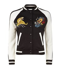 Denim And Supply Ralph Lauren Embroidered Baseball Jacket Female Multi