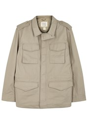 Dockers Campaign Stone Brushed Twill Jacket